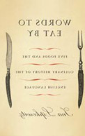 Words to Eat By book cover