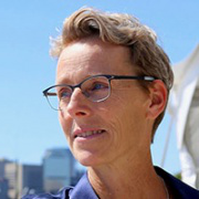 Portrait of MIT Professor Kate Brown
